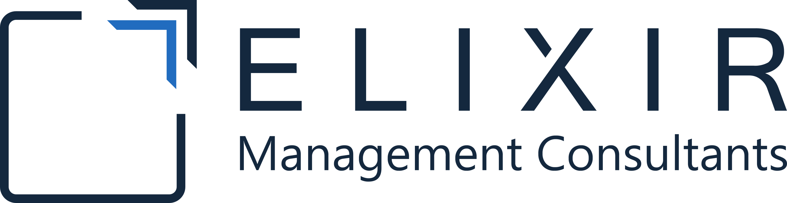 ELIXIR Management Consultants